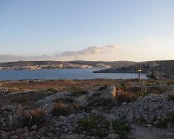 Mazdrusku no klints Vidusjūrā - 1. foto