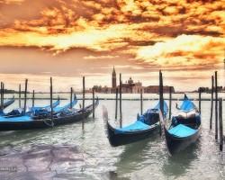 Vakars Venēcijā