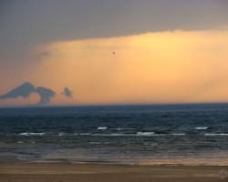 Skaists maija vakars Dubultos pie jūras - 3. foto