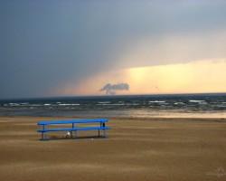 Skaists maija vakars Dubultos pie jūras - 2. foto