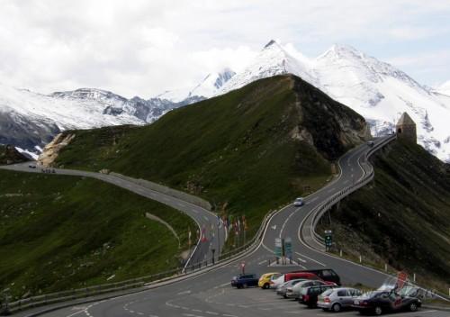 Grosglohner pāreja 2500 m  (Austrija)