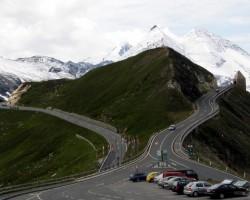 Grosglohner pāreja 2500 m