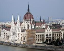 Ungārijas parlaments