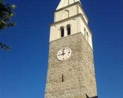 Izola, zvanu tornis