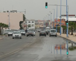 Dakhla(s) gabaliņi (Marocco) - 1. foto