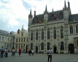 Beļģija-Brige - 2. foto