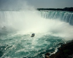 Kanāda-Toronto-Kvebeka-Niagāras ūdenskritums - 1. foto