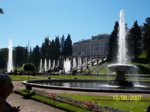 Pēterburga 2007 (Krievija)