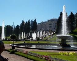 Pēterburga 2007