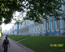 Pēterburga 2007 - 1. foto