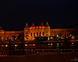 Budapešta, rātsnams