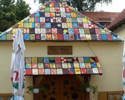 Namiņš Zagrebas vecpilsētā. Vai nav jauks?