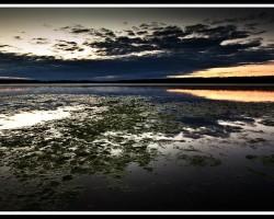 Baltezera rīts - 3. foto
