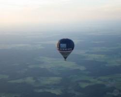 Lidojums ar gaisa balonu - 3. foto