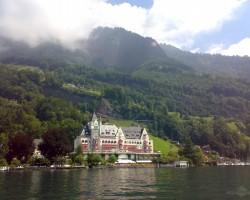 Mazliet no Šveices... - 1. foto