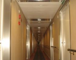..prāmja koridori..
