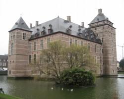 ...Hercoga Brabanta medību pils...