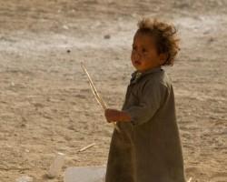 Beduīnu bērnelis