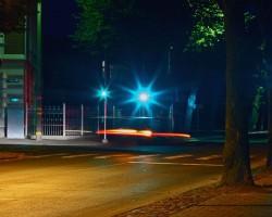 Liepāja naktī - 1. foto