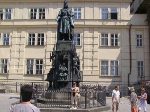 Ar Kārli... :) (Čehija)