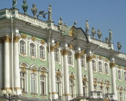 St-Pēterburga - 1. foto