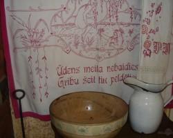 pastaiga pa etnogrāfisko muzeju - 1. foto