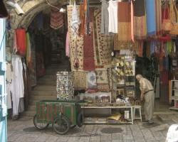 Jeruzālemes vecpilsētā. - 3. foto
