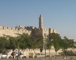 Citadele Jeruzālemē.
