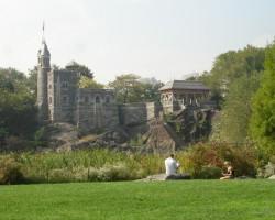 Belvedere Castle Centrālparkā