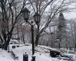 Nu jau rāmā ziema