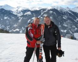 Kā tad bez savējiem - Alpos ! :DDD / patīkama tikšanās /