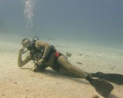 Kad piekusu pakaļ delfīniem dzenāties ....... vecums nenāk viens ! :DD Aizdusa un tā ....