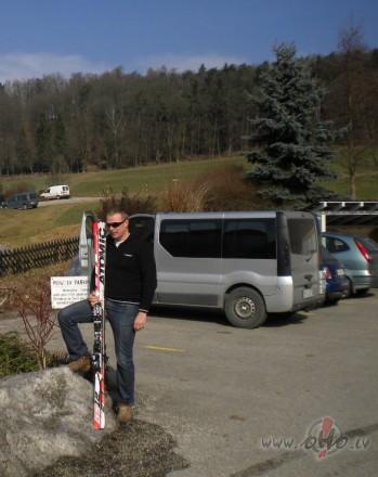 Urrrā ! Pirmais sniegs Alpos .................. (Austrija)