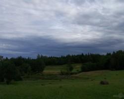 Kurzemes ainava.