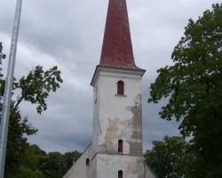 Nurmes (Laucienes) lut. baznīca.