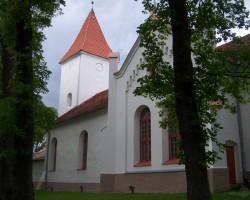 Talsu lut.baznīca.