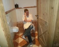 Atvadoties no viesnīcas:)) - 3. foto