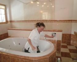 Atvadoties no viesnīcas:)) - 2. foto
