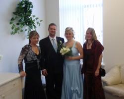 Jautro zolistu kāzās - 3. foto