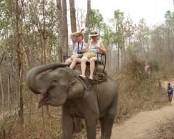 Izbaudām Taizemi