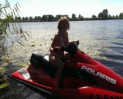 jautrs izbrauciens uz ūdens