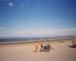 Jūra un saulrieti... - 1. foto