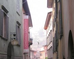Bergamo ieliņas.