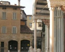 Bergamo lauvas.