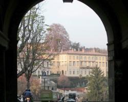 Bergamo - skats no Citadeles.