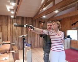 Jaunajā šautuvē
