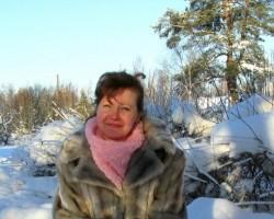 Skaista ziemas diena. - 3. foto