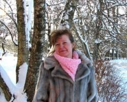 Skaista ziemas diena. - 1. foto