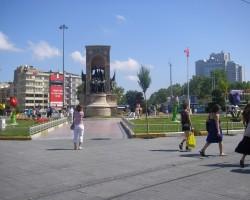1923. gadā Turcijas republika, Ataturks