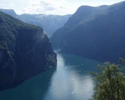 Geirangerfjords